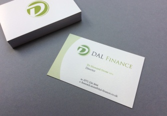 DAL business cards