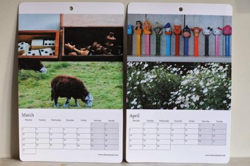 DMP calendar