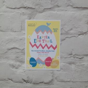 LUH Easter Trail leaflet