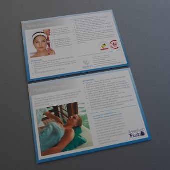 Profiles leaflet