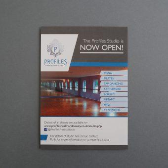 Profiles leaflets